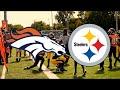 Steelers Vs Broncos | JV Football