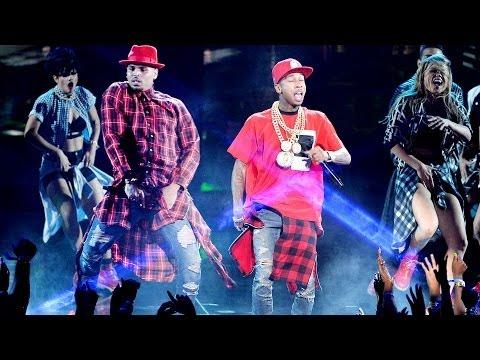Chris Brown Surprise