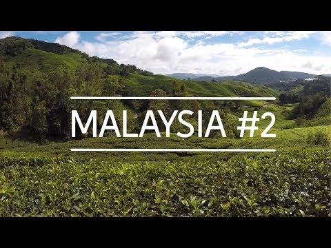 MALAYSIA PART 2 | Travel Vlog #3