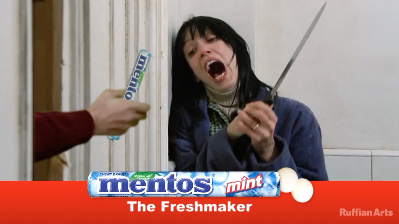 mentos commercial new