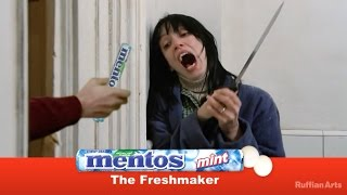 The Shining Mentos Commercial