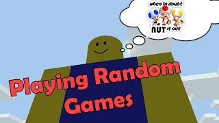 Just Playing Random games | Roblox cause why not