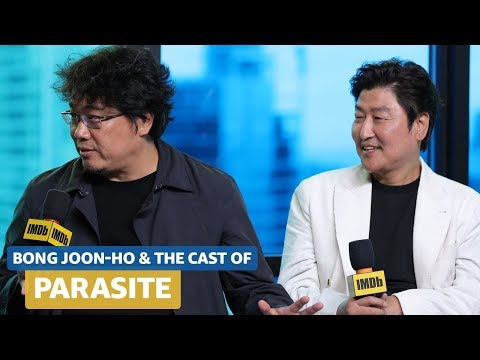 Bong Joon-Ho Reveals Where He Got the Idea for 'Parasite