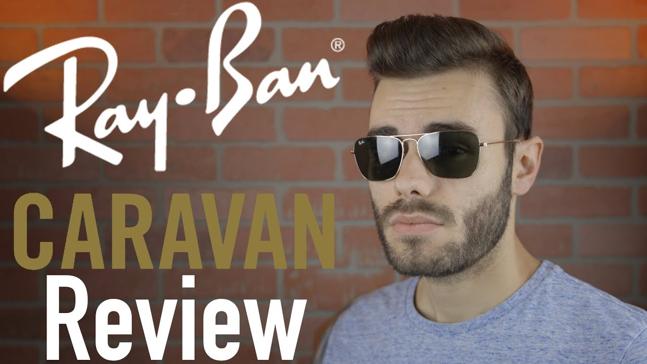 ray ban caravan review
