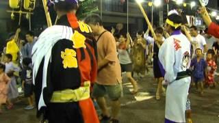 第28回南越谷阿波踊り〜流し踊りフィナーレ