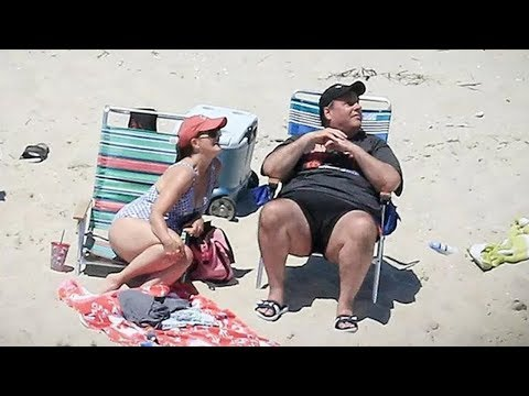 Chris Christie Shuts Down New Jersey's Beaches To Everyone But His Own Family - The Ring Of Fire