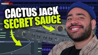 This Is What Makes Cactus Jack Beats So FIRE (Space Echo Tutorial)