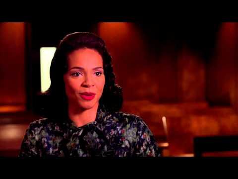 "Selma: Carmen Ejogo ""Coretta Scott King"" Behind the Scenes Interview"