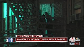 Police: Woman found dead inside Kansas City home; homicide investigation underway