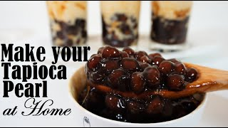 Hey lovelies, i wanna show you today on how to make tapioca pearls ...