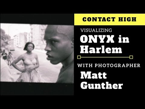 Visualizing ONYX in Harlem with Photographer Matt Gunther