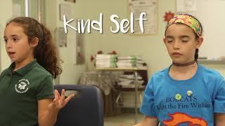 JustBE Mindfulness Practice for Kids - Handjam /Kind Self Kind World