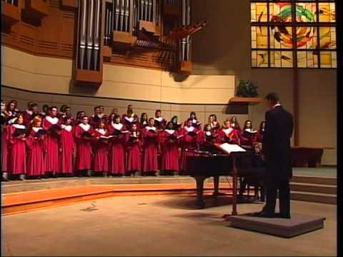 "Bellevue College Concert Choir  - ""Omnia Sol"" - Thomas Almli, Conductor"