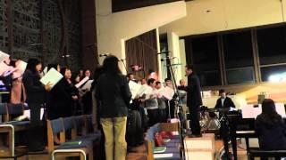 Amen & Kinh Lạy Cha ~ Ca Đoàn Gloria (Dec. 7, 2013)