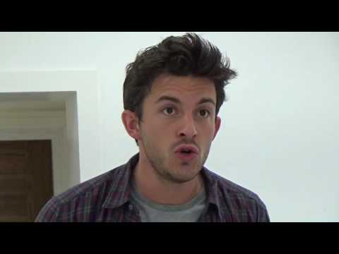 Jonathan Bailey Singing  Last Five Years Audition   If I Didn't Believe in You