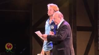 Sallandse Cabaretavond - Laurens Ten Den - Pastoor Verweij - Stoppelhaene 2013