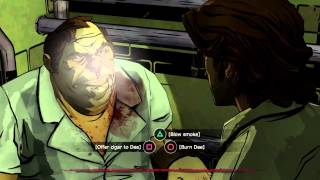 The Wolf Among Us Episode 2 Dee's Interrogation