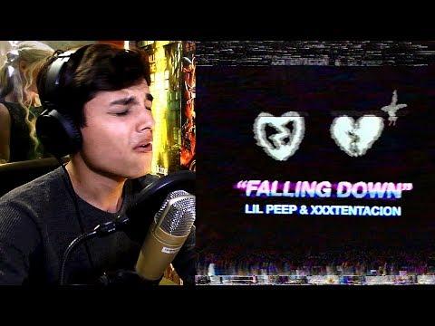 Lil Peep & XXXTENTACION - Falling Down |(EMOCIONAL) REACCION