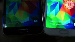 отличия оригинала Samsung Galaxy S5 от подделки