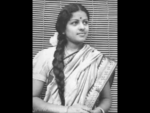 MS Subbulakshmi - O rangashAyi pilacitE - kAmbOji - tyAgarAja