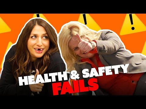 Download health and safety who?   Accidents in the Workplace   The Office, Brooklyn Nine-Nine & More