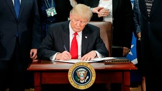 Tổng Thống Donald Trump thay đổi hoàn toàn chính sách di trú Mỹ