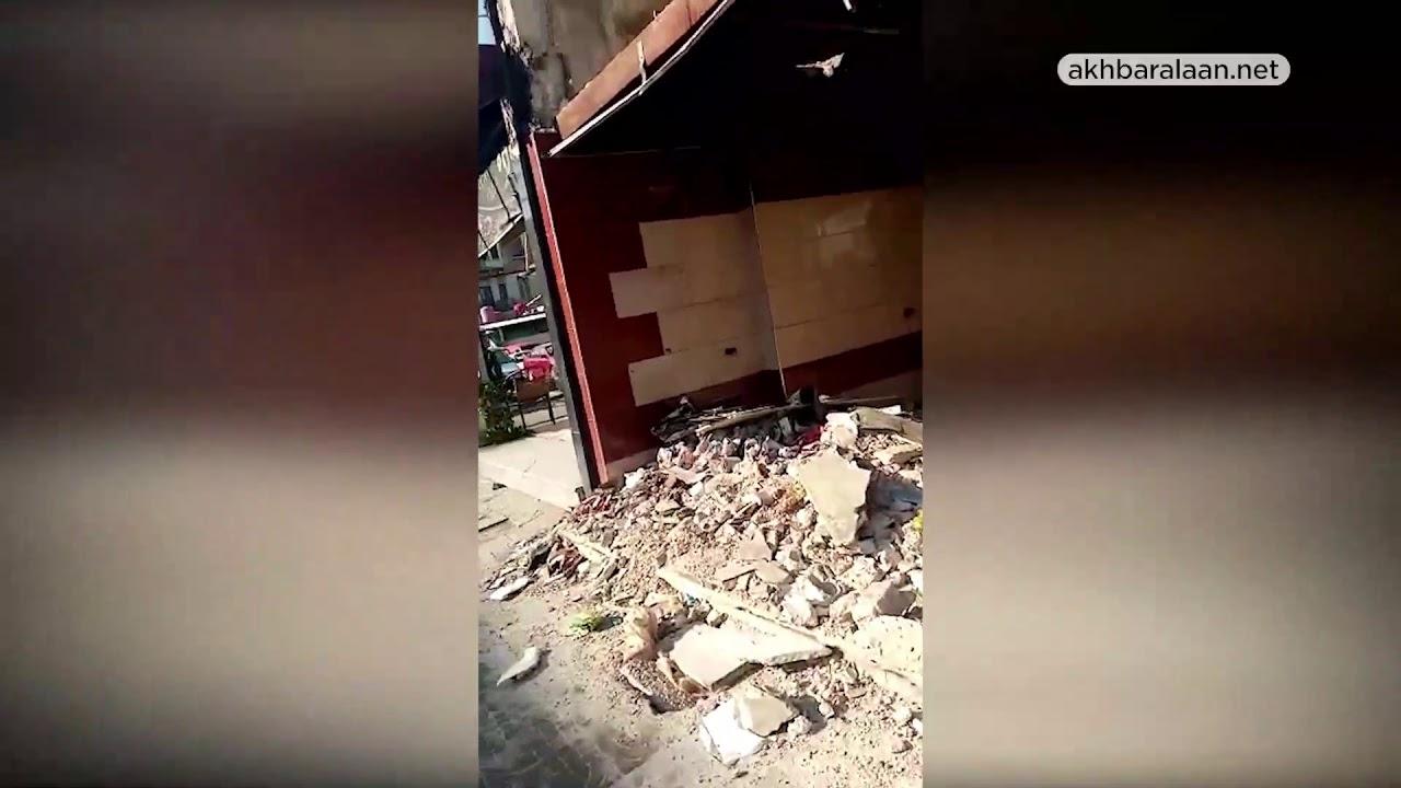 غضب في #سوريا بعد هدم مقهى الحجاز التاريخي وسط #دمشق لتحويله الى فندق  - نشر قبل 23 دقيقة