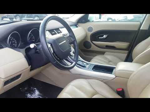 2014 Land Rover Range Rover Evoque In Aurora IL, Max Madsen Aurora  Mitsubishi