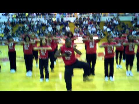 Princeton High School Cincinnati Step Team CODE RED