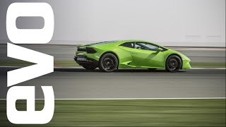 Lamborghini Huracan LP580-2 - the Huracan we've been waiting for? | evo REVIEW