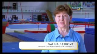 Тренер по спортивной гимнастике Константин Бродецкий