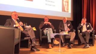Männer Gesundheitstag 2013 - Talkrunde - Vorstellung des Vereins