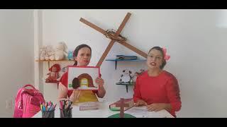 Para crianças   Semana Páscoa 2021 (7º Dia)