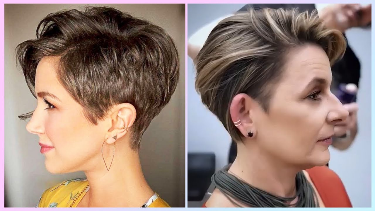 Nothing But Pixie 😍 Best Short Haircut Ideas Compilation | New Trendy Hairstyles For Women 2020