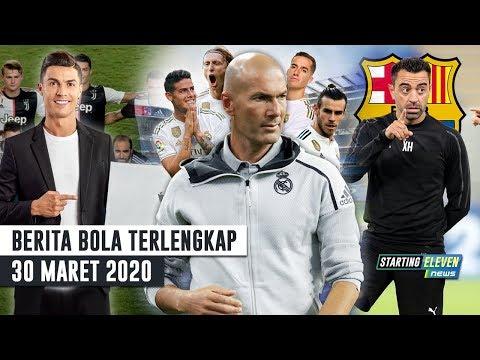 Zidane TENDANG 5 Pemain 😭 Sedekah Komputer CR7 Utk Pemain Juve 😱 Proyek Masa Depan Xavi Di Barca