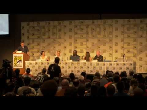 Halo: Nightfall Panel  SDCC 2014