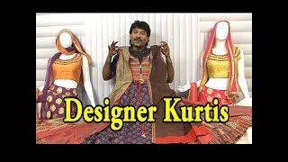 Designer Kurtis / Size - M - 2XL / Just Rs. 785 - 2444 /-