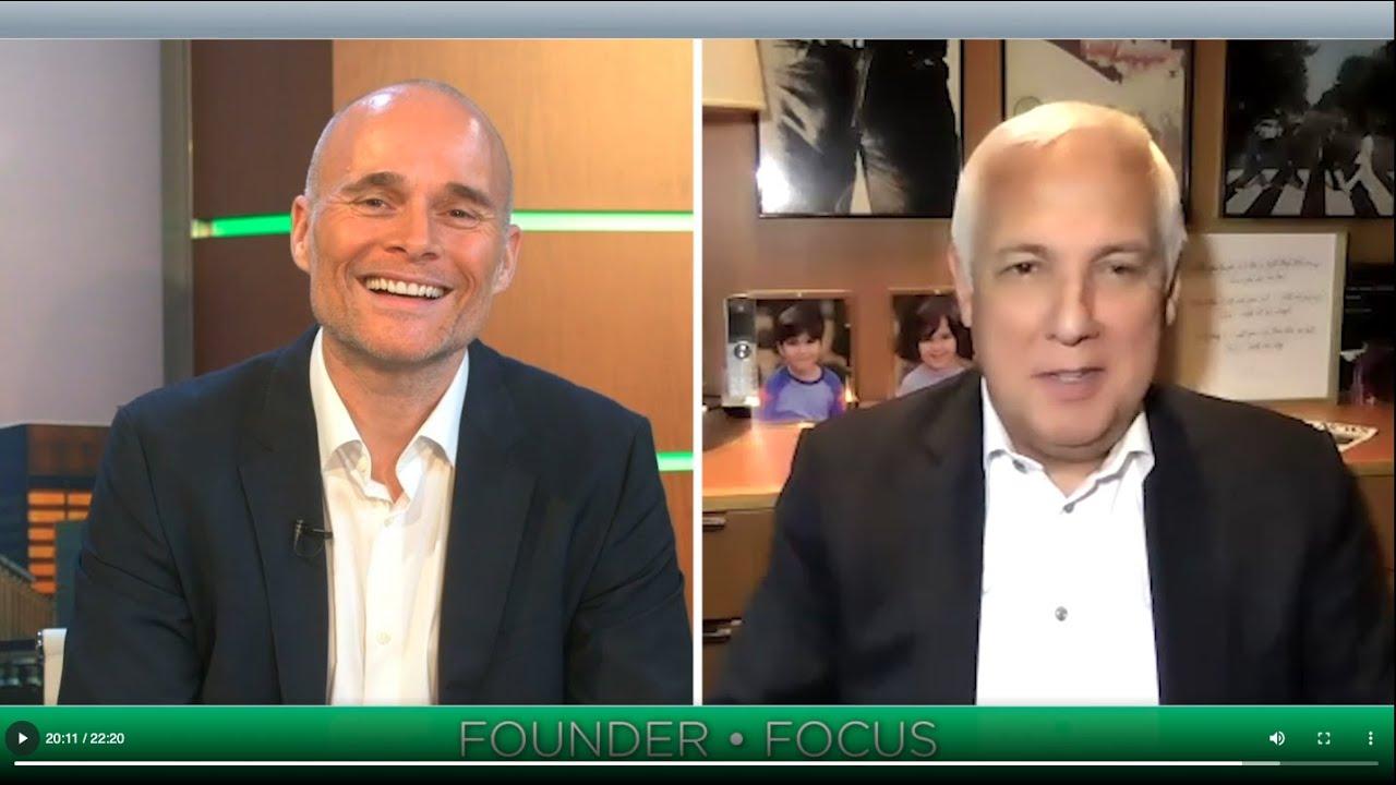 Founder Focus: Steve Greenfield Interview with David Spisak