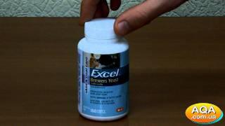 Витамины для шерсти собак • Пивные дрожжи с чесноком