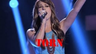 Repeat youtube video Best Audition Ever Cassadee Pope - Torn - HD