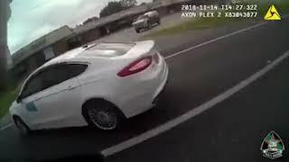 Police Pull Over Cars Running School Bus Light