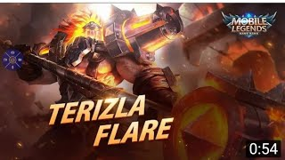 New skin HERO Terizla strongest 2019