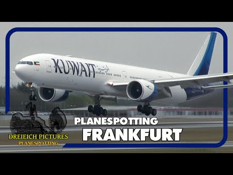 Planespotting Frankfurt Airport | April 2017 | Teil 1