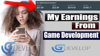 Basic Online Earnings By Game Development On Gdevelop