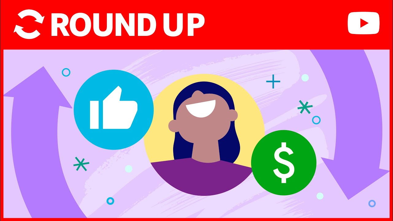More Green $ Icons, Community Post Updates, and More | Creator Roundup by TeamYouTube