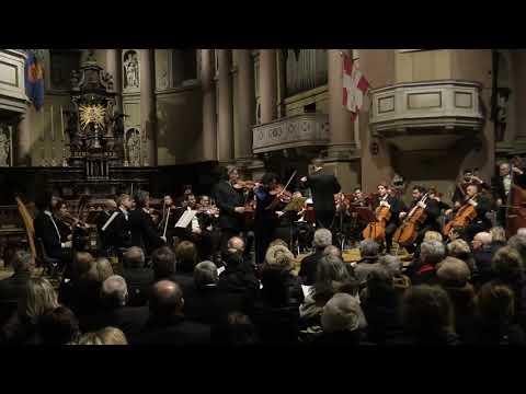 Mozart - Sinfonia Concertante per Violino e Viola in MIb maggiore K 364