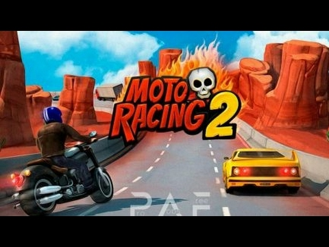 Moto Racing 2: Burning Asphalt for Android gameplay