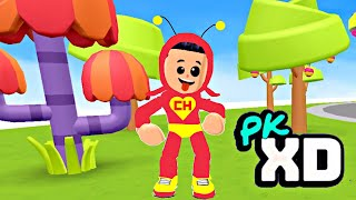 PK XD VIREI O CHAPOLIN COLORADO NA ROTINA DOS INSCRITOS PETER TOYS
