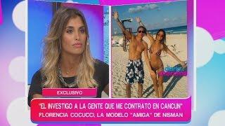 El diario de Mariana - Momento tenso: la pregunta que incomodó a Florencia Cocucci