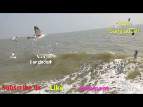 Beautiful Scenery Of Bangladesh Cox's Bazar To Saint Martin। Visit Bangladesh